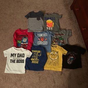 Boys t shirt bundle